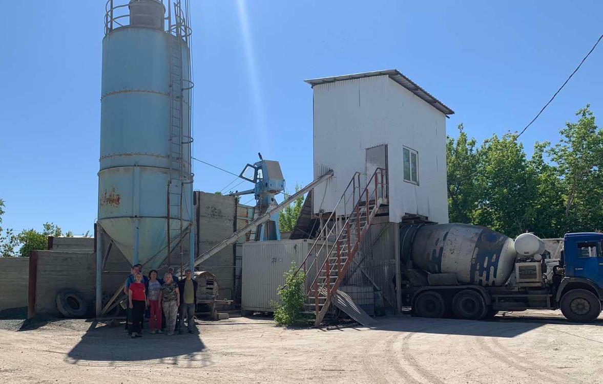 бетон в самаре заводы